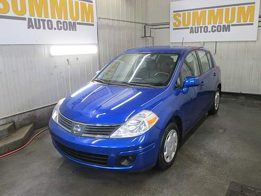 2011 Nissan Versa 1.6 S